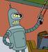 Bender en la gran pelicula de bender