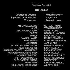 Créditos de doblaje de Un plus une (Netflix)