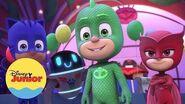 Fiesta Lunar PJ Masks Héroes en Pijamas