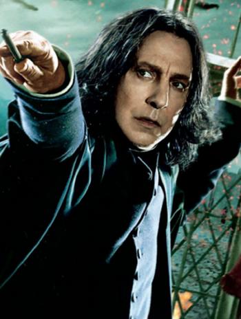 Severus Snape Doblaje Wiki Fandom Powered By Wikia