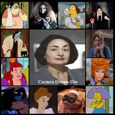 Homenaje a doña Carmen Donna-Dío
