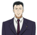 Kousuke Houji anime (1)