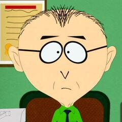 Sr. Mackey (temps. 2-9) también en <a href=