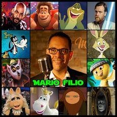 Mario Filio-Doblaje09