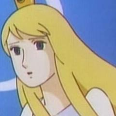 Princesa Odette en el anime <a href=