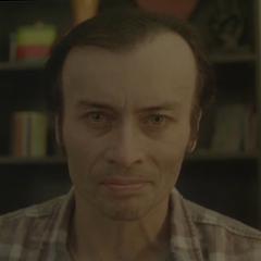 Sr. Pang en la película de terror <a href=