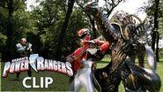 Power Rangers en Español La Serpiente de la Sombra ataca