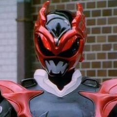 Psycho Red Ranger en <a href=