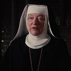 Reverenda Madre (Peggy Wood) en <a href=