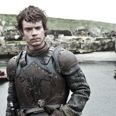 Theon Greyjoy/Hedor en <a class=