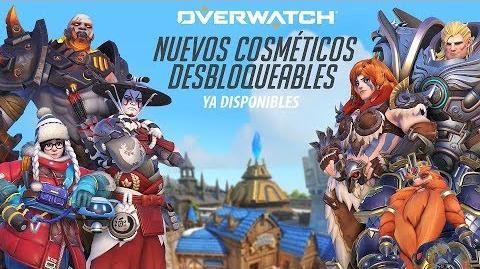 ¡Nuevos cosméticos disponibles! Overwatch