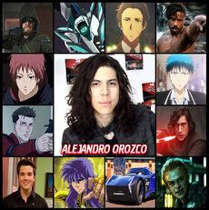 Alejandro Orozco-ActorDeDoblaje