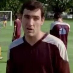 Jugador de fútbol también en <a href=
