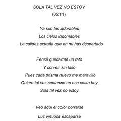 Guión de la canción <i><b>«En Esa Costa»</b></i>, adaptada por <a href=