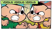 Mónica y sus Amigos Versus Versus versus