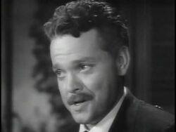 Orson Welles The Stranger
