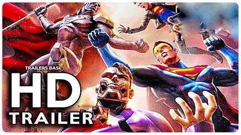 Reino de los Supermanes (2019) Trailer Oficial Doblado Latino DCU