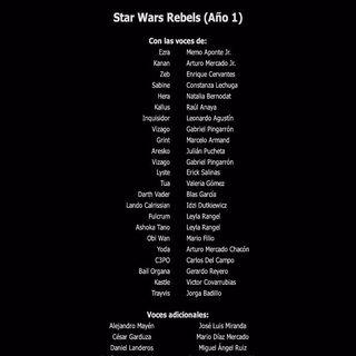 Creditos de DVD - 1ª Temporada