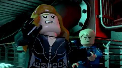 Tráiler Oficial de lanzamiento- LEGO Marvel's Avengers