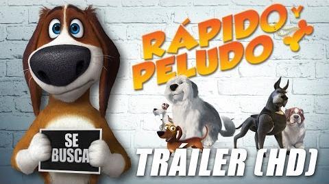 Trailer de Ozzy, Rápido y Peludo (Doblado al español en Chile)
