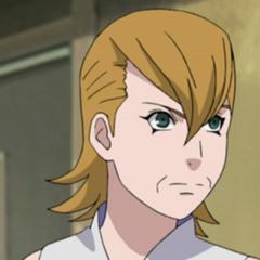 Mebuki Haruno en <a href=