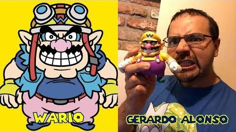 Characters and Voice Actors - WarioWare Gold (Latin Spanish)