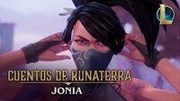 Cuentos de Runaterra Jonia ''La Lección''