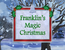 Franklin's Magic Christmas Title