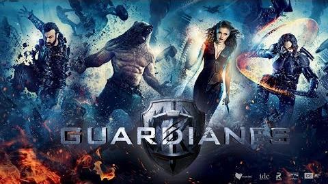 Guardianes - Detrás de cámaras