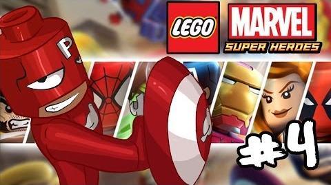 LEGO Marvel Super Heroes Audio Latino Parte 4