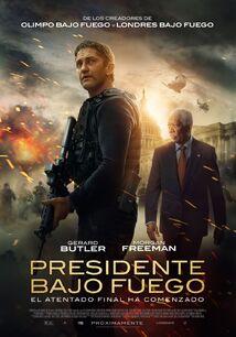 PresidenteBajoFuego