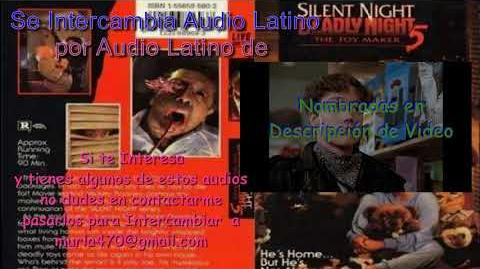 Silent Night Deadly Night 5 1991 Doblaje Latino-0