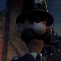 Policía Mackintosh en <a href=