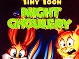 Tiny Toons en cuentos de terror