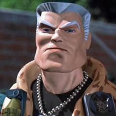 Comandante Chip Hazard en <a href=