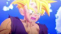 Dragon Ball Z Kakarot - Gohan se transforma en Super Saiyajin 2 - Montaje Latino