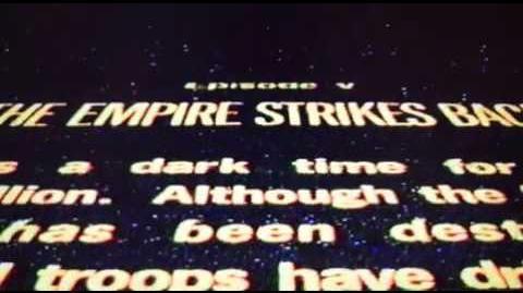 Intro del Episodio V narrado por José Lavat.