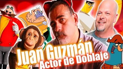 Juan Guzmán Voz de RICK LATINO - Chango Memé
