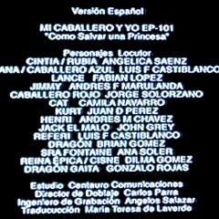 Episodio 1: <i>Como salvar a una Princesa</i>.