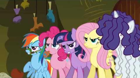 Reemplazo 1x08 Rainbow Dash