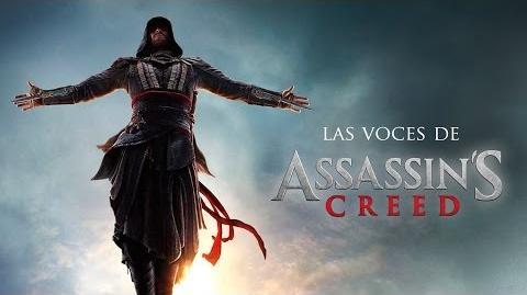 Assassin's Creed – Las Voces Detrás de los Personajes