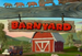 Barnyard post
