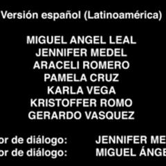 Temporada 21, créditos de Netflix