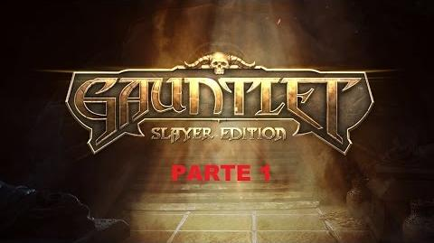 Gauntlet ps4 español part 1