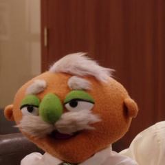 Su versión marioneta también en <a href=