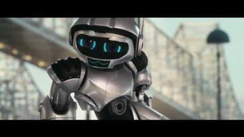 ROBOSAPIEN - Cody, un robot con corazón - Anuncio de TV-0