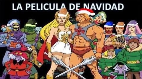 ⛄ HE-MAN Y SHE-RA LA PELICULA ESPECIAL DE NAVIDAD COMPLETA FILMATION MOTU