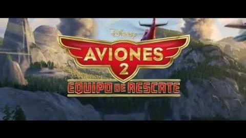 AVIONES 2 Equipo de Rescate - Pronto en cines