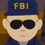 Agente del FBI Starvin Marvin in Space SP