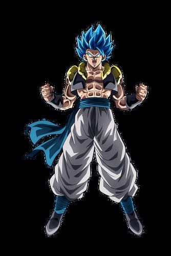 DBSB (Super Saiyajin Blue)